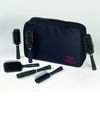 Wella brushes and combs