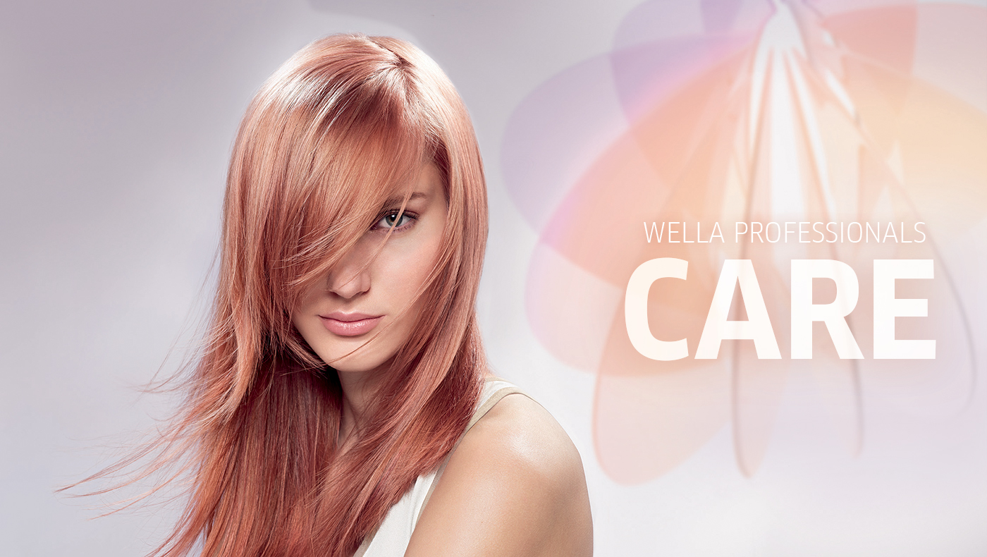 Wella Brilliance care hair