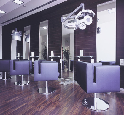 Wella Professionals Hair Salon