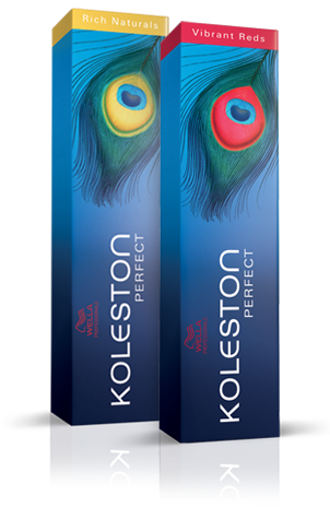 Wella Koleston Perfect packshots